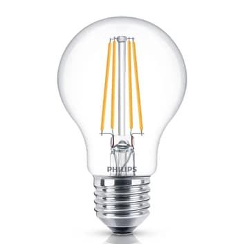 Philips Classic LED žárovka E27 A60 7W 4000K