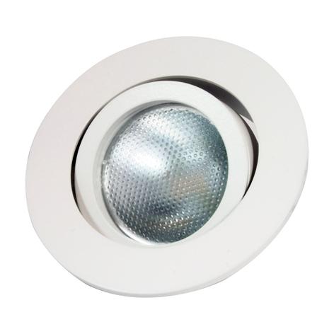 Anneau encastré LED Decoclic GU10/GU5.3, rond
