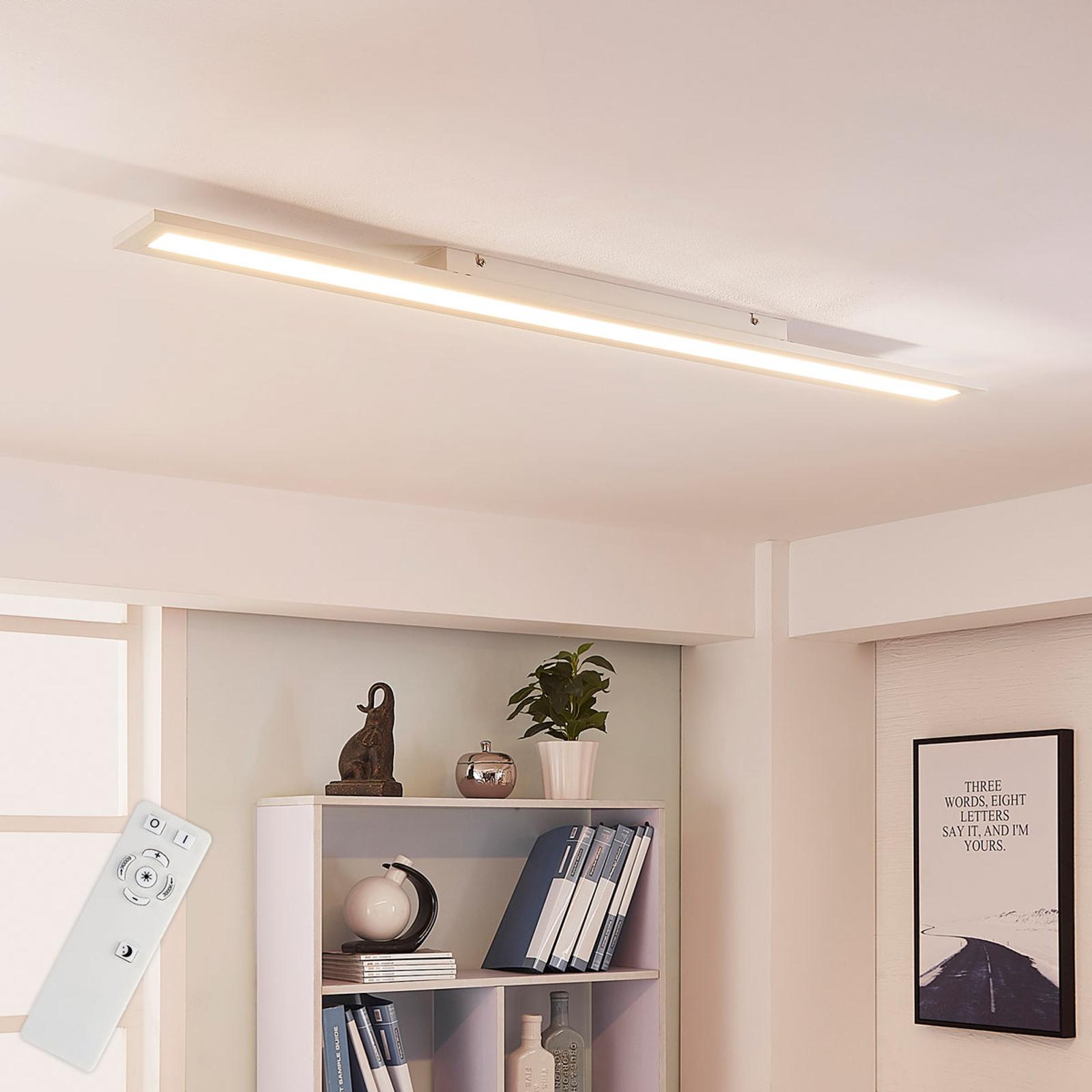 LED-panel Arya med fjernkontroll, dimbar