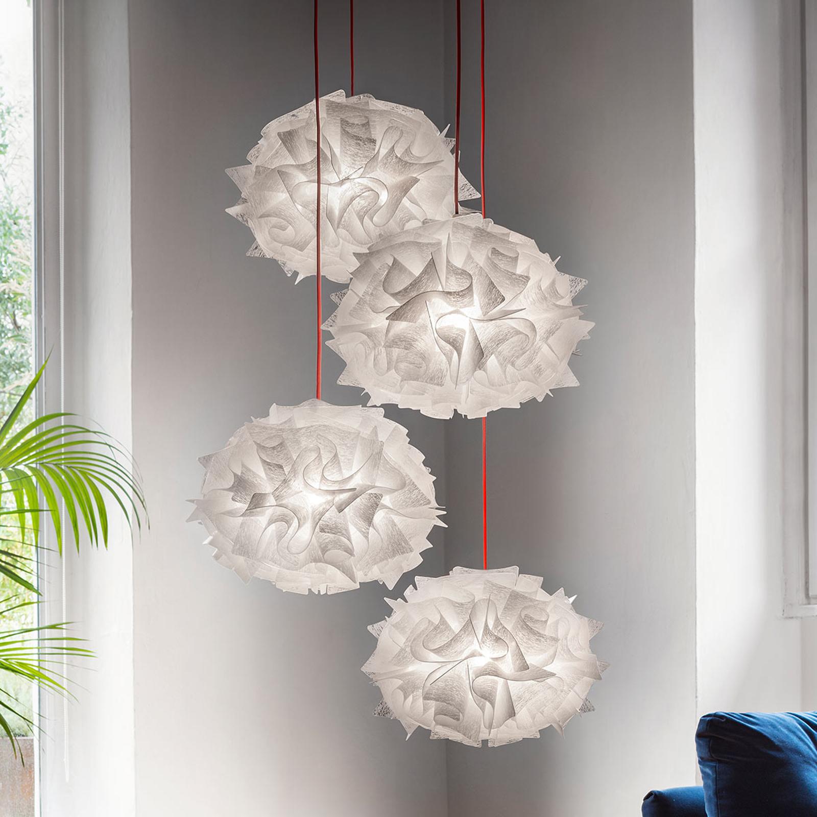 Slamp Veli Mini Quartet Couture lampa wisząca