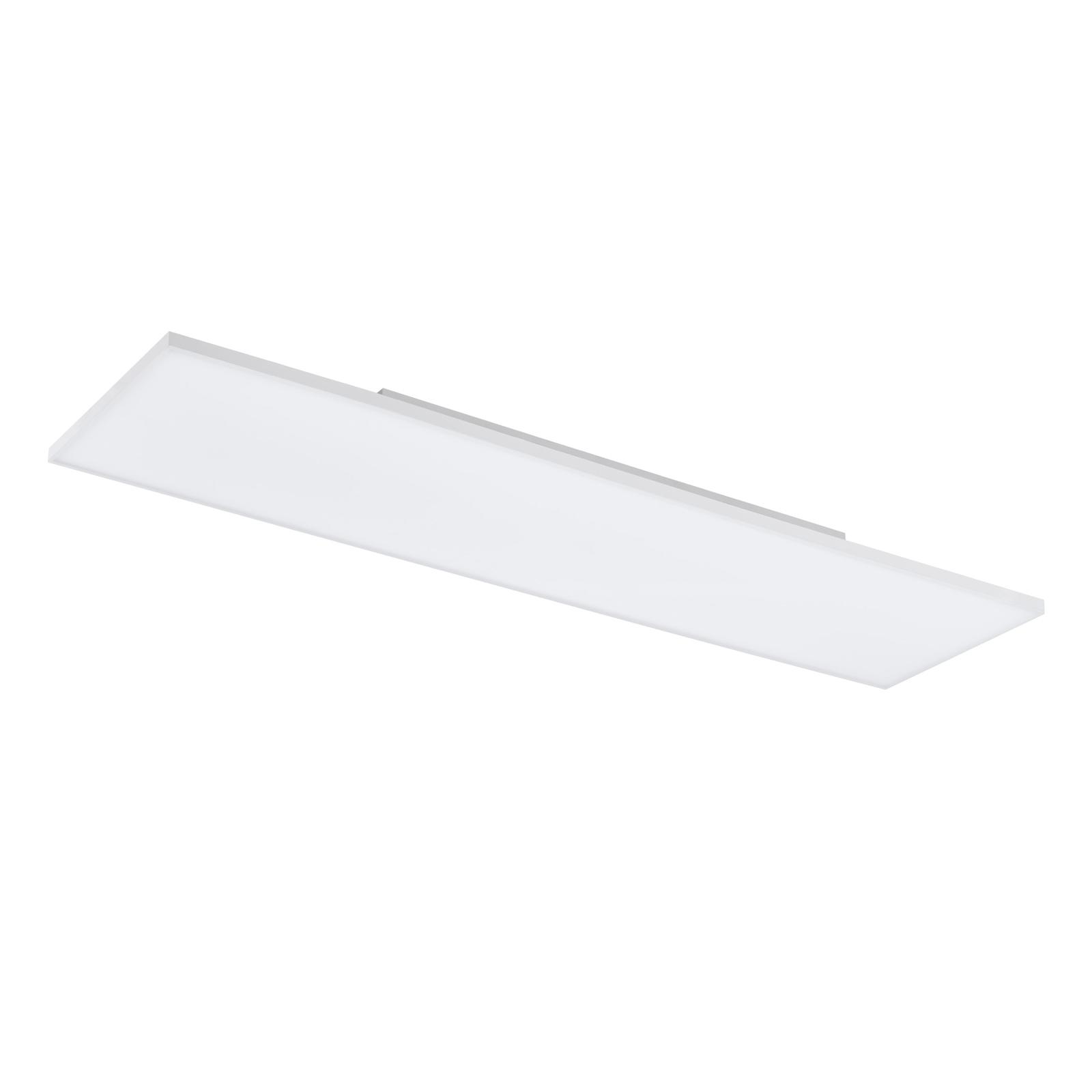 Lámpara LED de techo Turcona, 120 x 30 cm