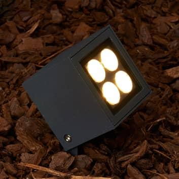 Reflektor Charlie z ostrzem do mocowania LED IP65