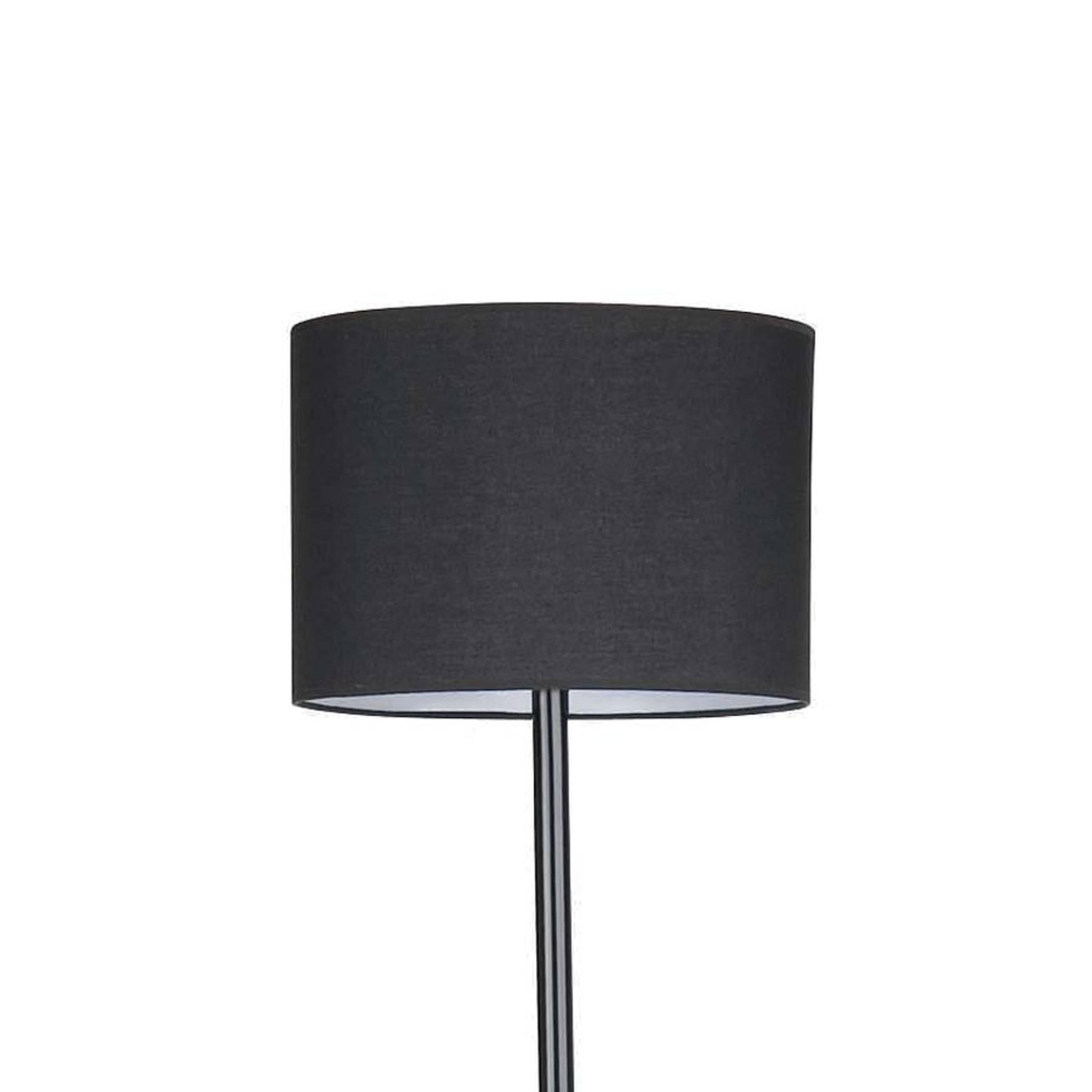 Lampadaire imposant Black