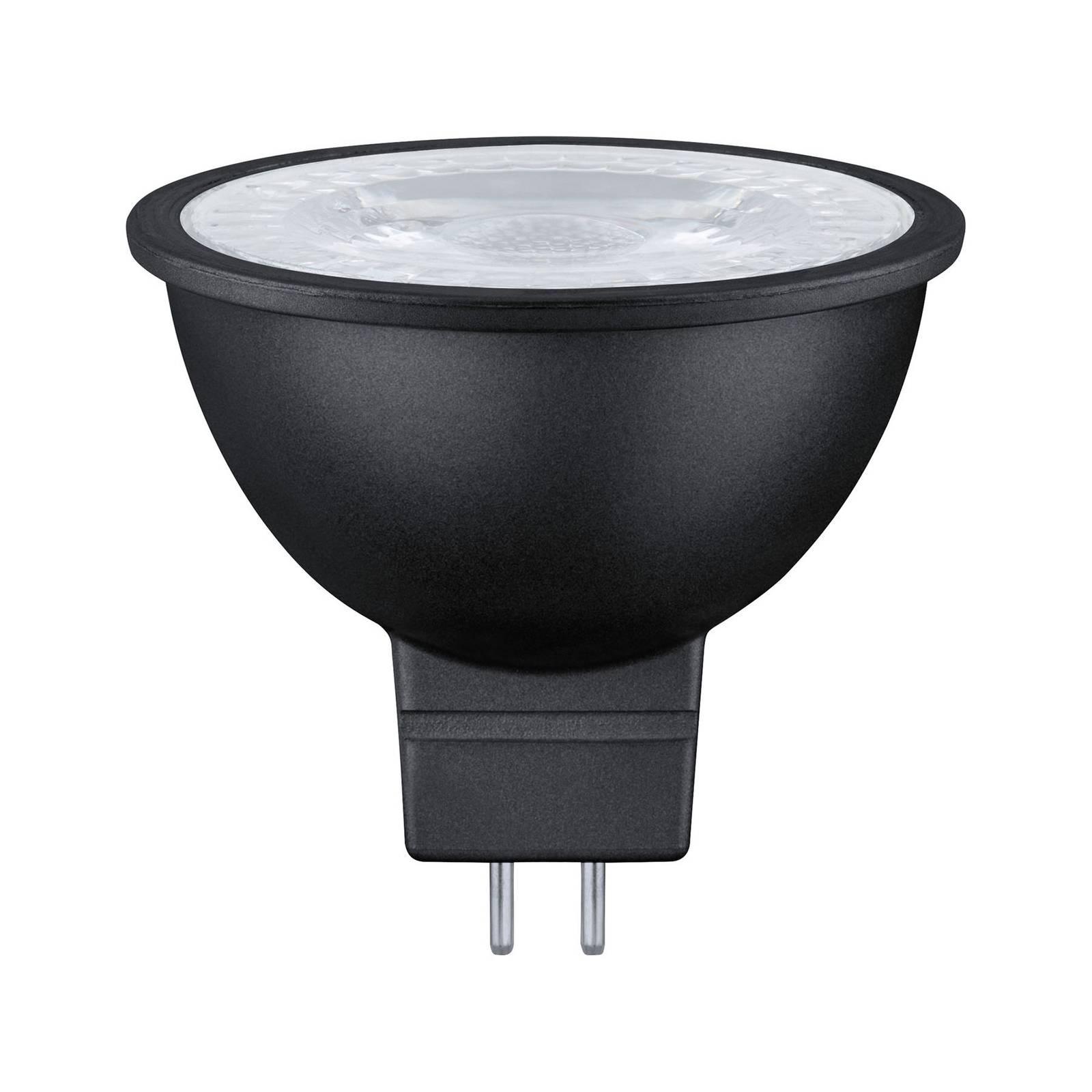 Paulmann LED-Reflektor GU5,3 6,5W 827 dim schwarz