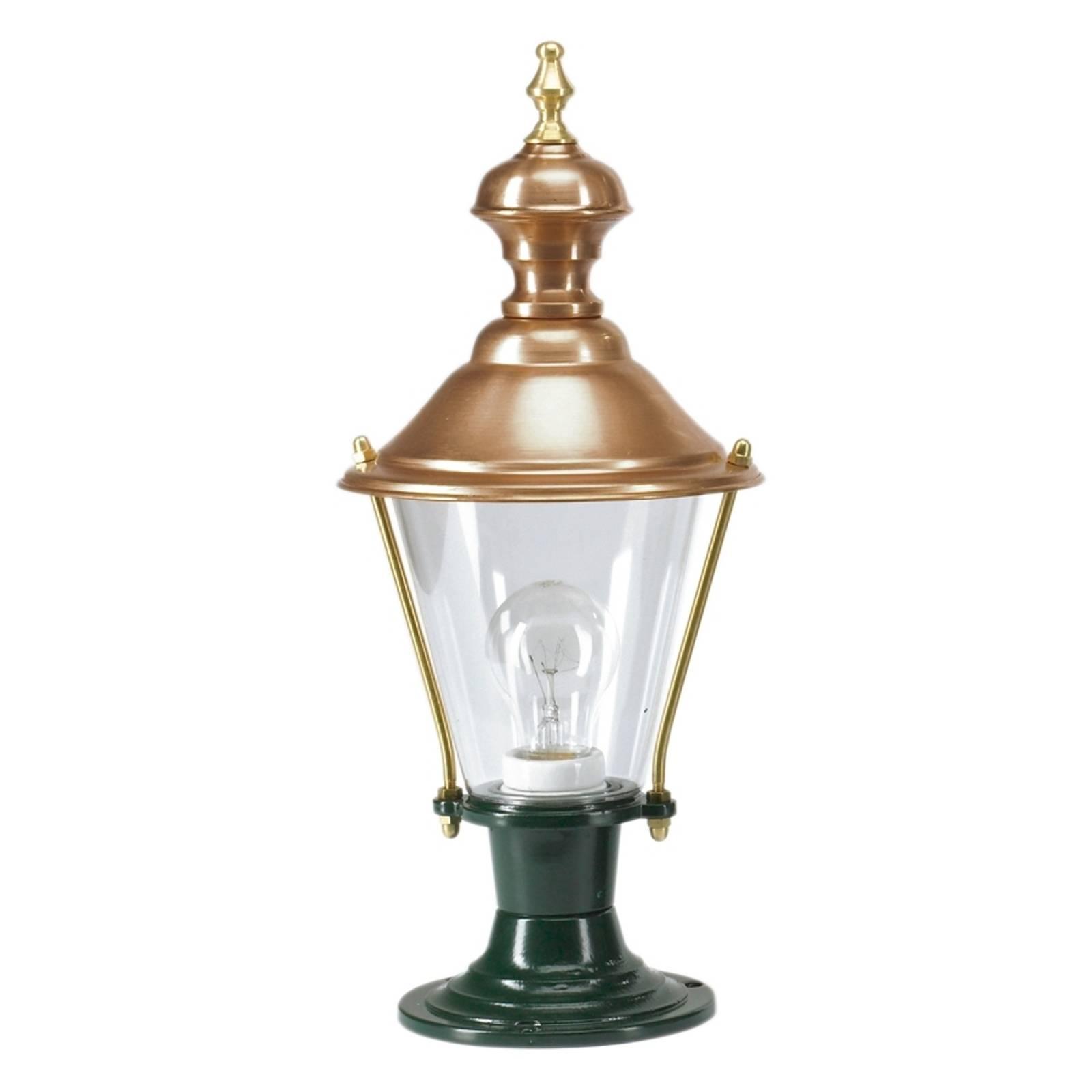 Luminaire pour socle C208 vert