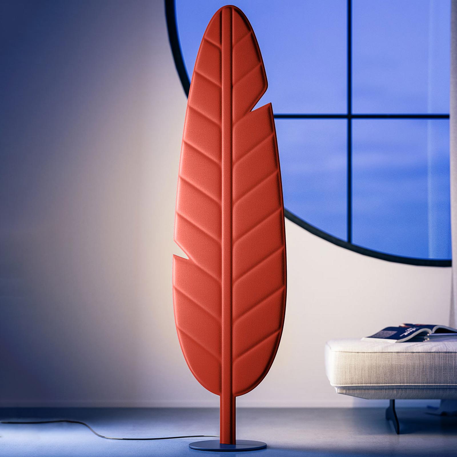 Rotaliana Eden Banana LED-Stehleuchte, rost