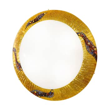 KOLARZ Serena Kiss Gold vägglampa, 24 kt