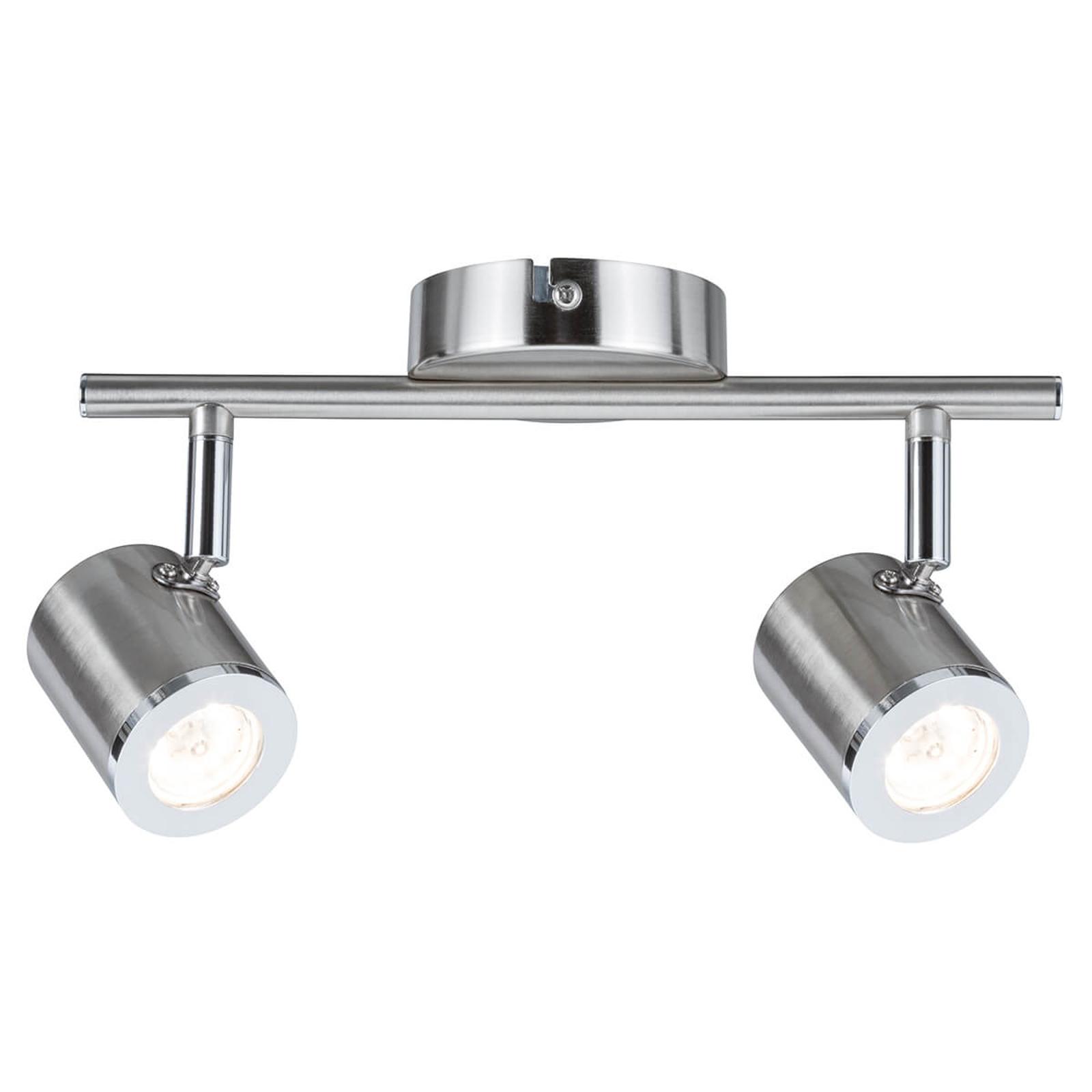 Paulmann Tumbler LED-Deckenleuchte, 2-flammig