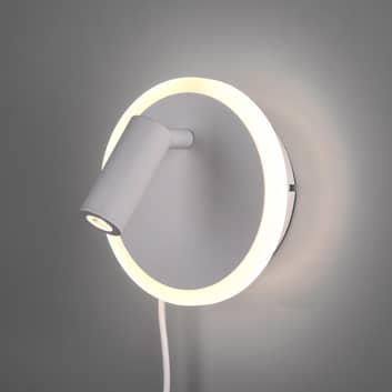 LED-vegglampe Jordan, 2 lyskilder