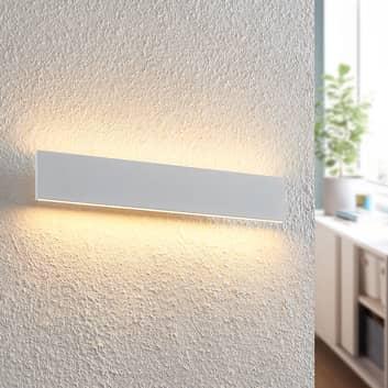 Lindby Ignazia LED-Wandleuchte, 47 cm, weiß