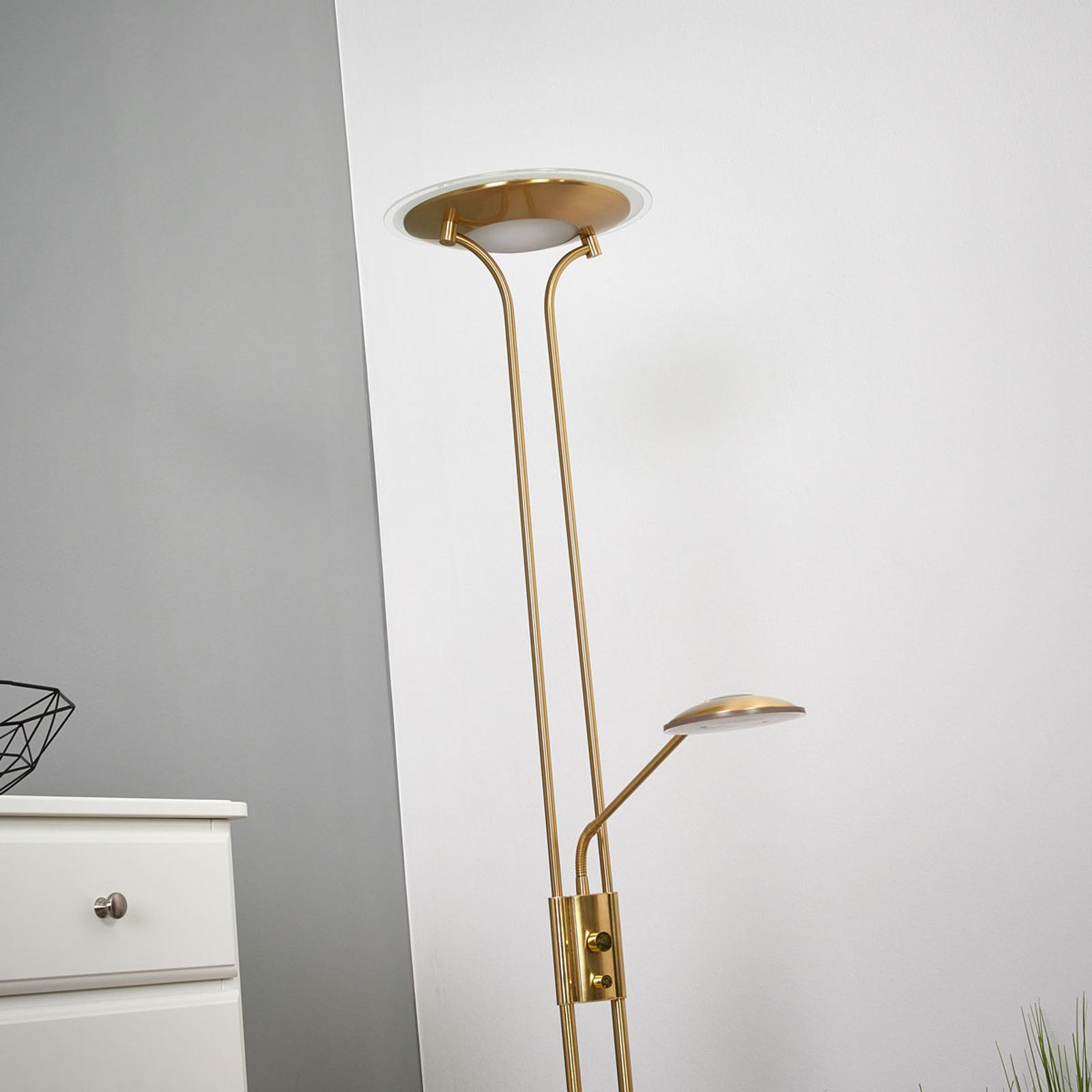 stehlampe wohnzimmer mit 8 lampen dortmund