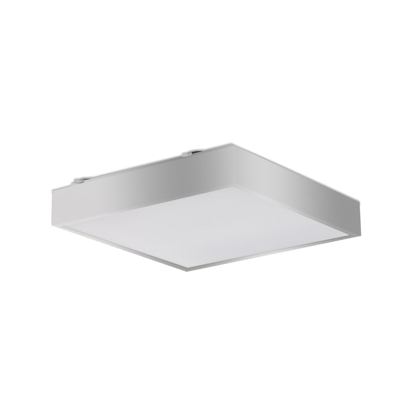 Q4 - led-plafondlamp, zilverkleurig, DALI