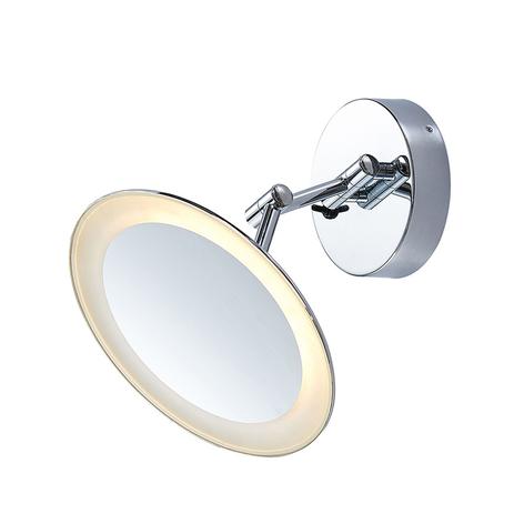 Lindby Fiana sminkespeil med LED-lys