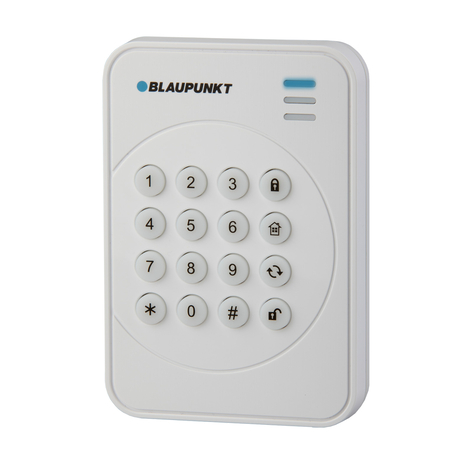 Blaupunkt KP-R1eenheid SA2900R Q-serie