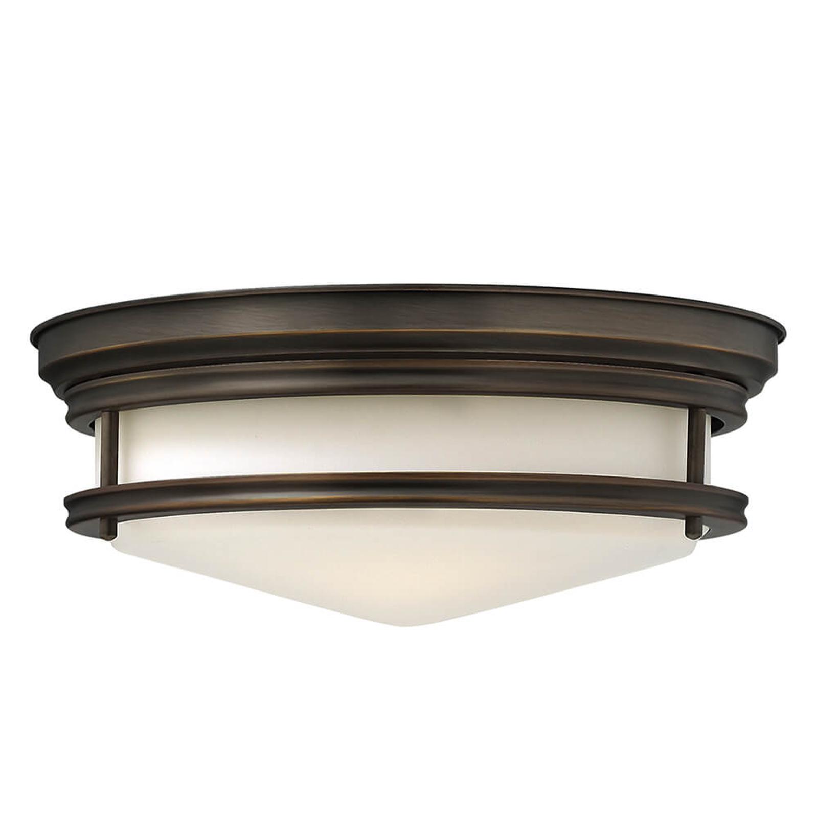 Plafondlamp Hadley brons