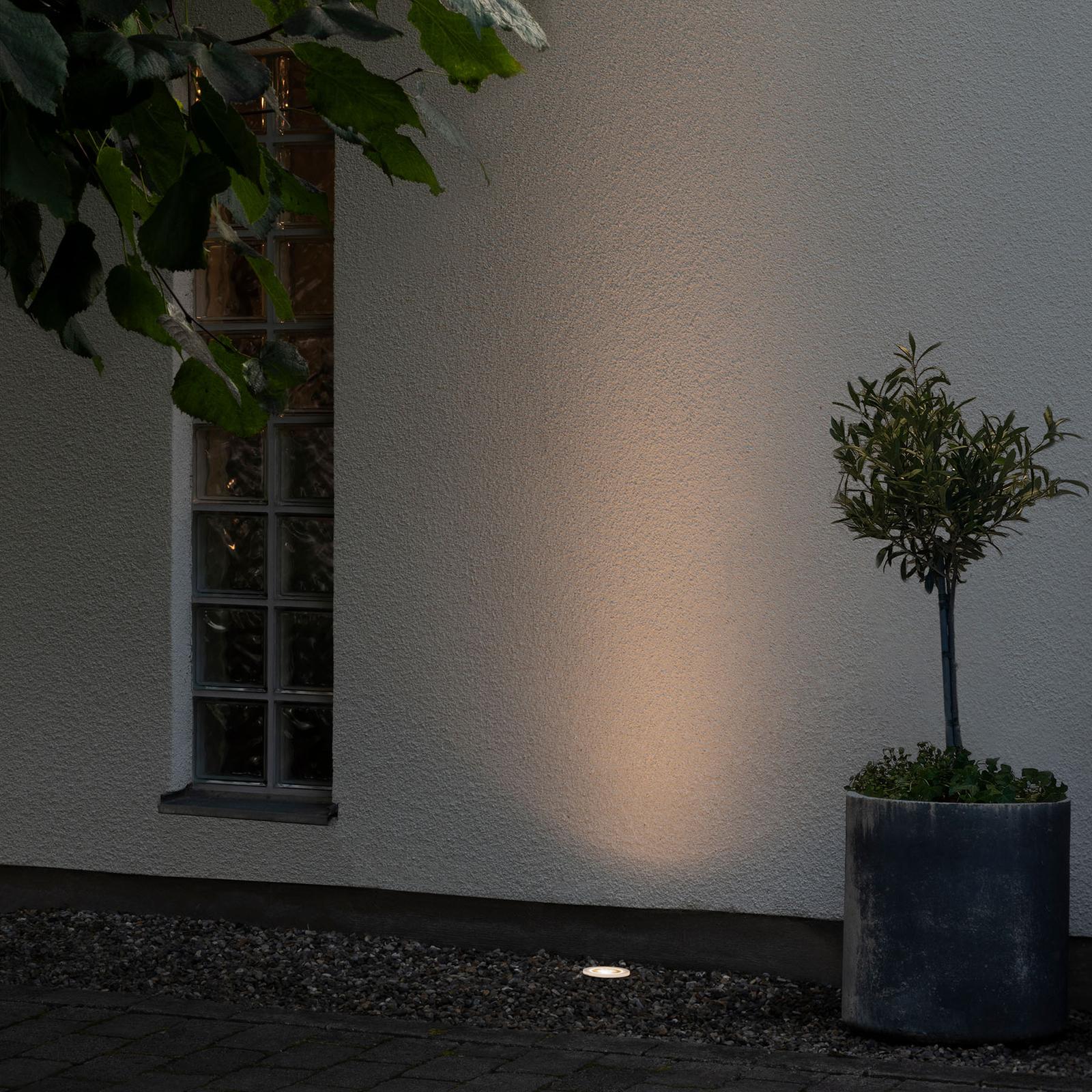 Spot encastrable dans le sol LED 7876, blanc