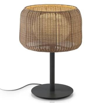 Bover Fora M - udendørsbordlampe