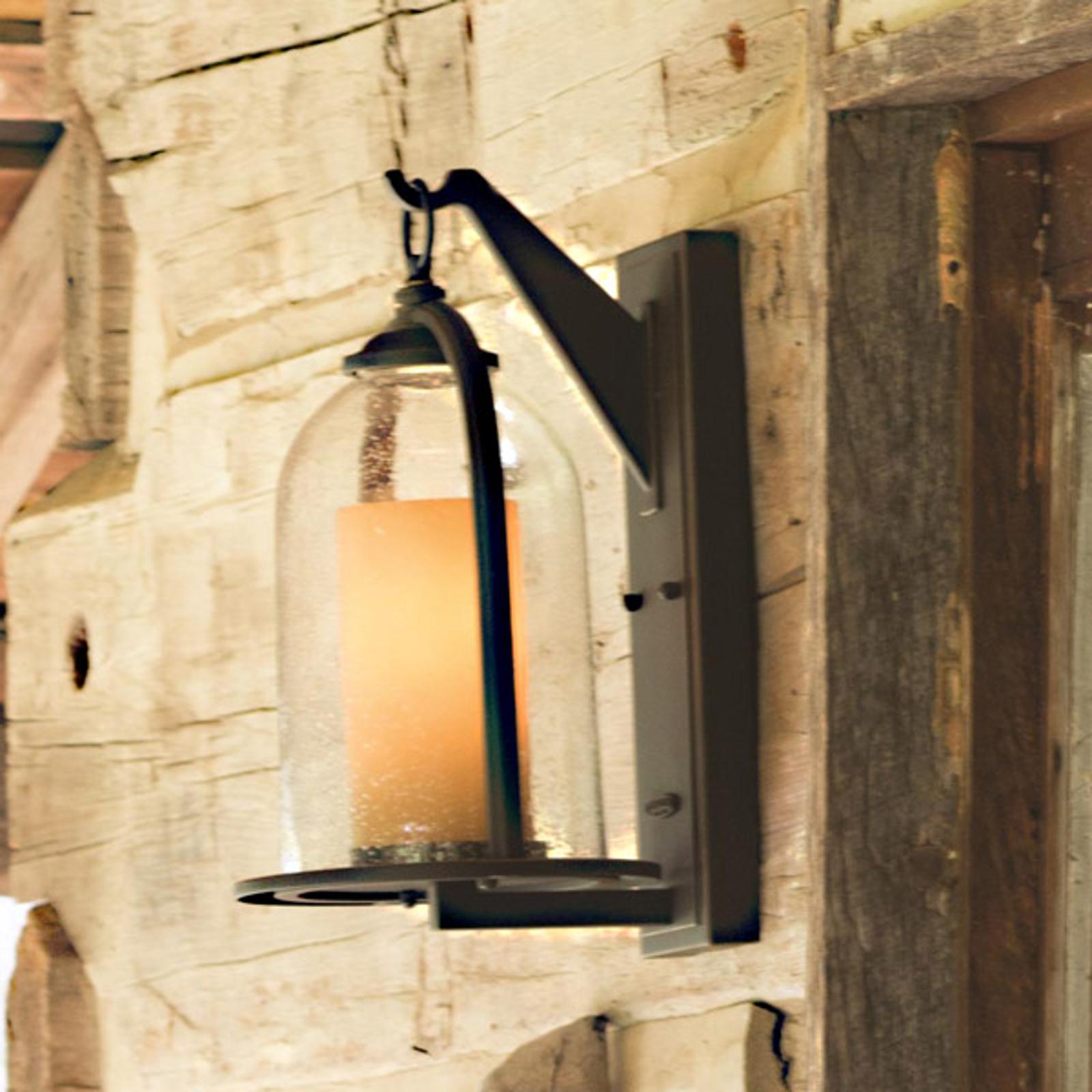 Rustikální venkovní svítidlo Quincy venkovský styl