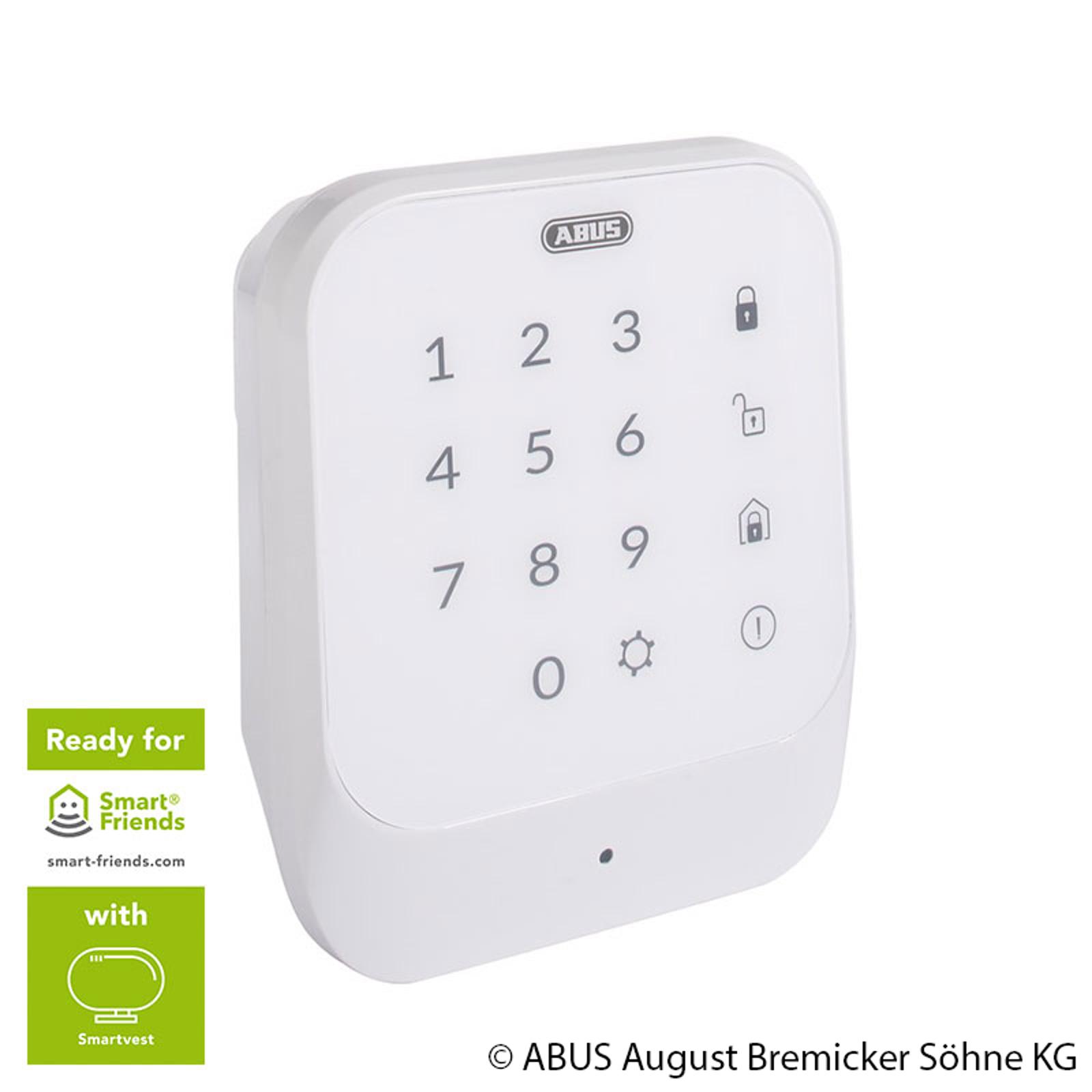 ABUS Smartvest commande radio