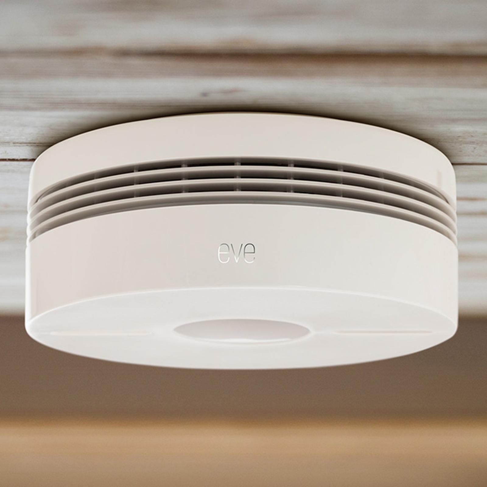 Eve Smoke Smart Home détecteur de fumée