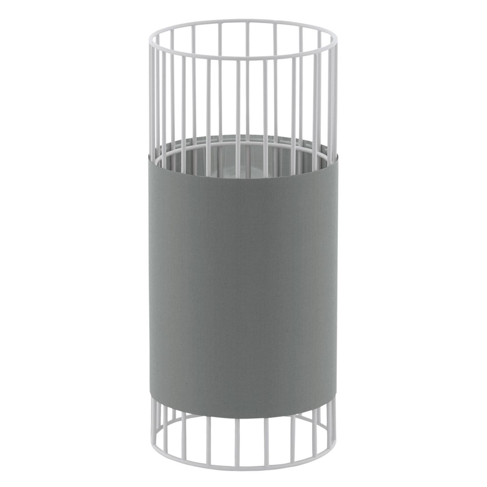 Lampe à poser Norumbega à abat-jour cylindrique