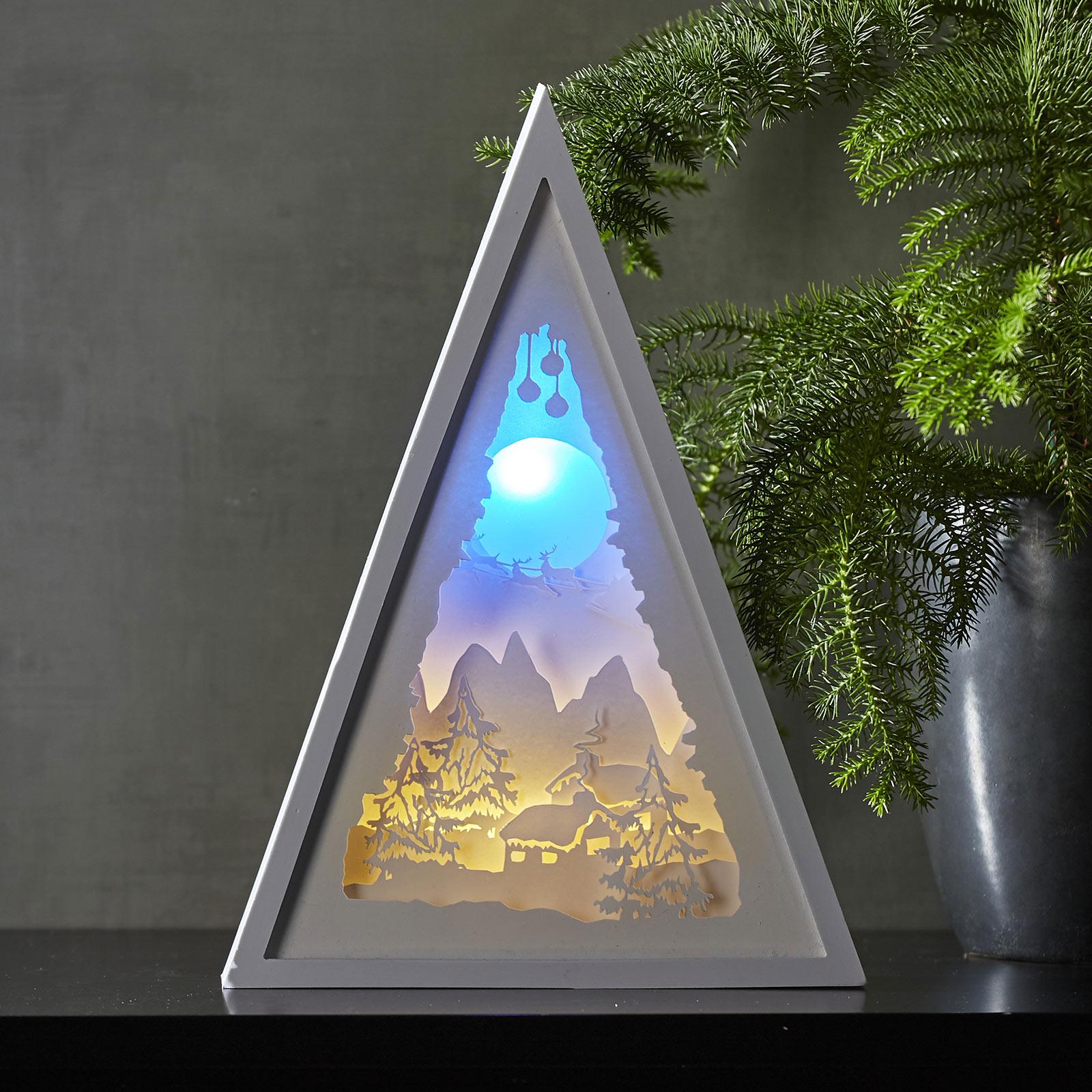 Image LED Scenery Paysage