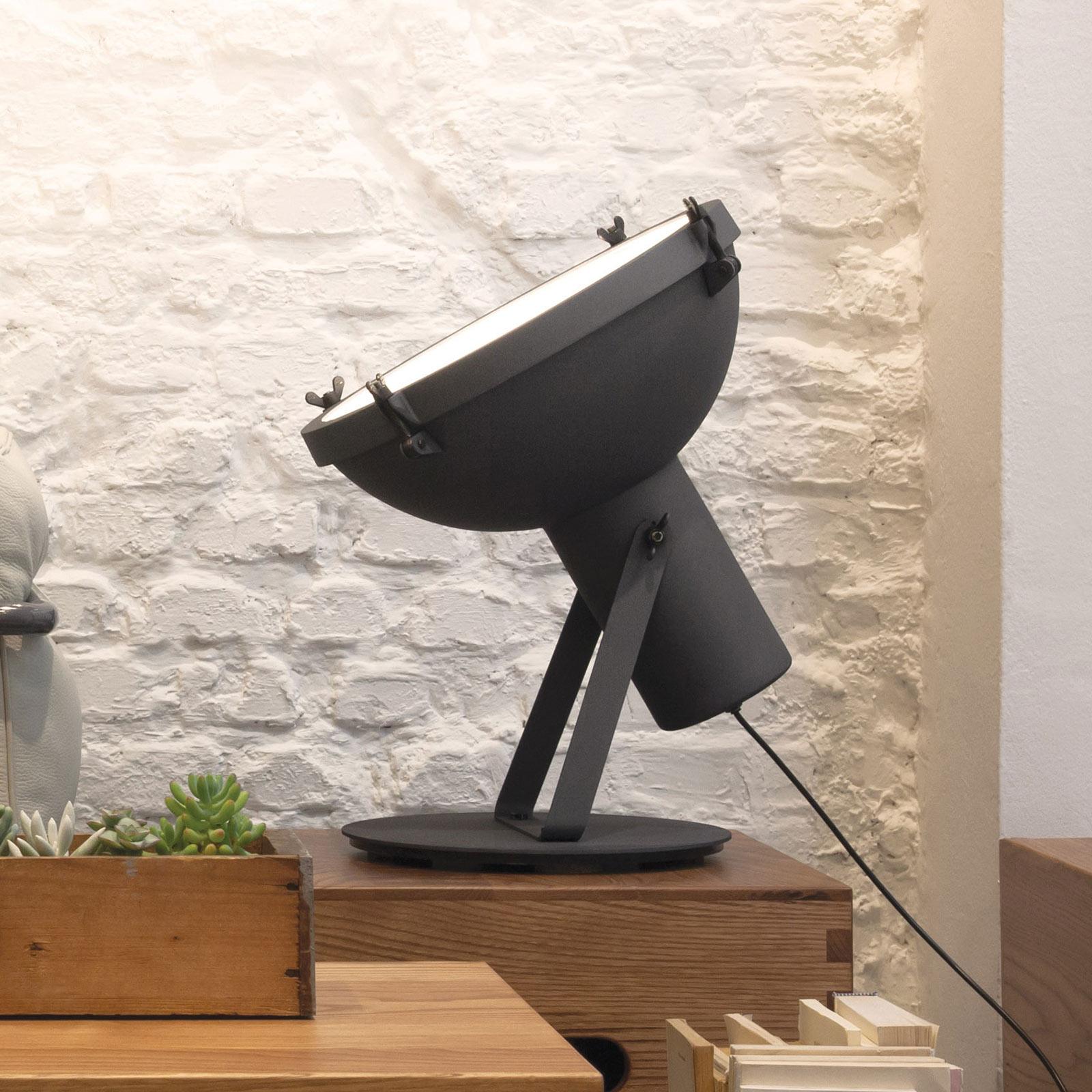 Nemo Projecteur 365 lampa stołowa, nocny niebieski