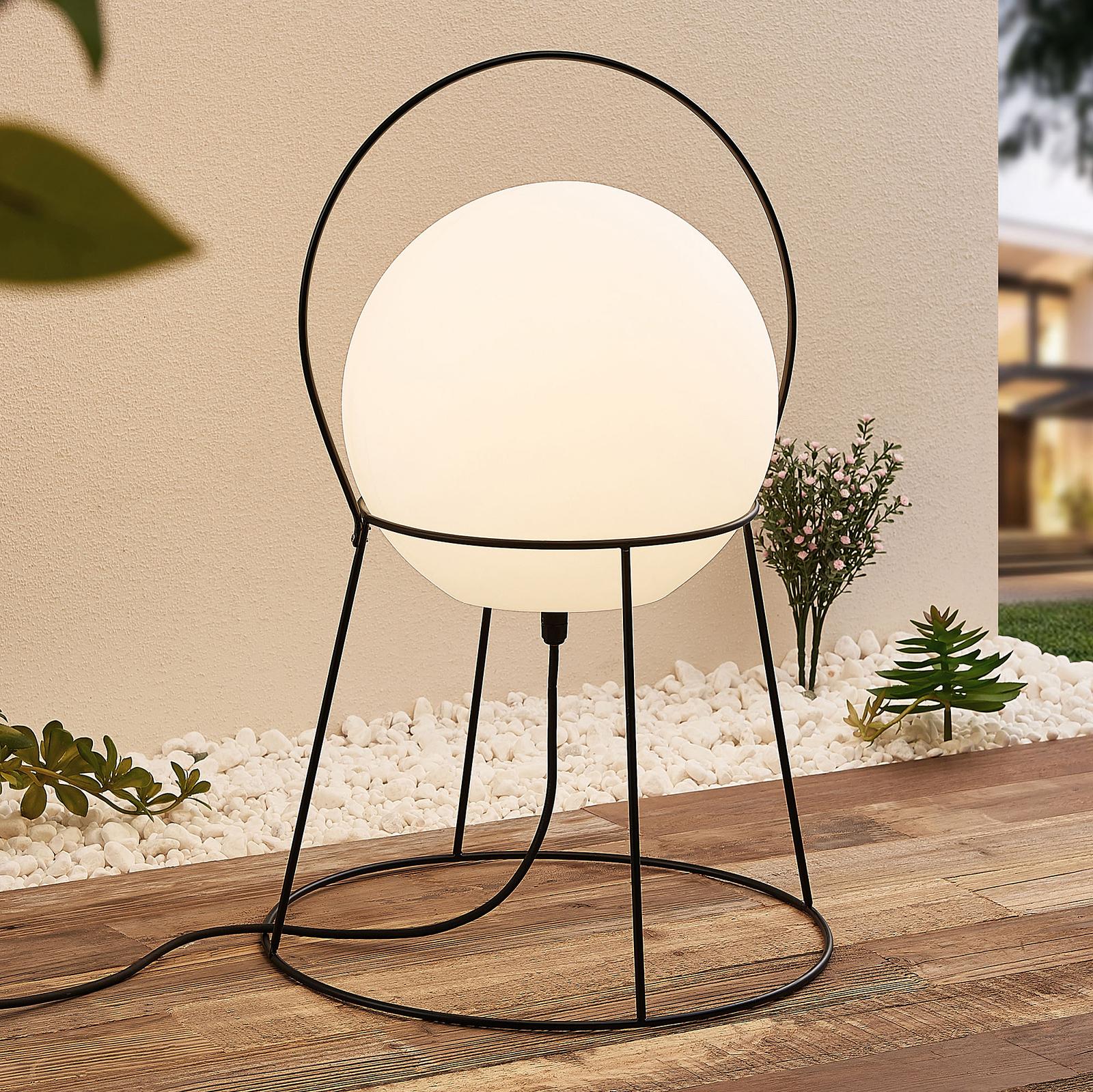 Lucande Hoyka venkovní stolní lampa