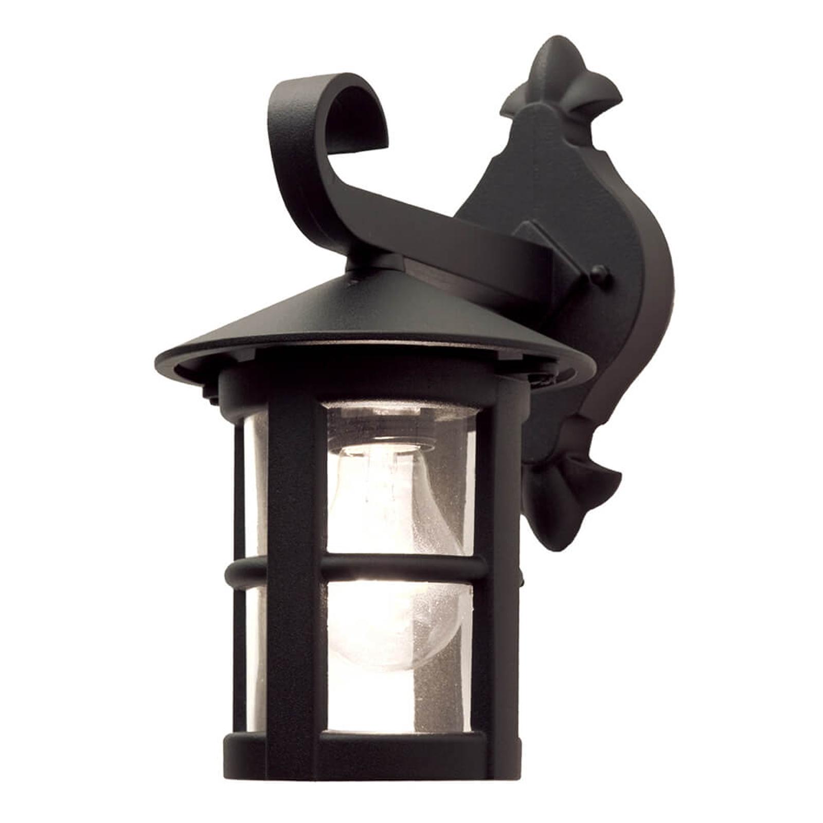 Aluminium-wandlamp Hereford v. buiten