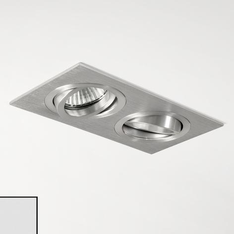 Takspotlights för inbyggnad TARO TWIN