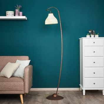 Mattia rustik standerlampe