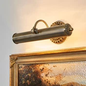 Joely - lampada da quadri di aspetto antico
