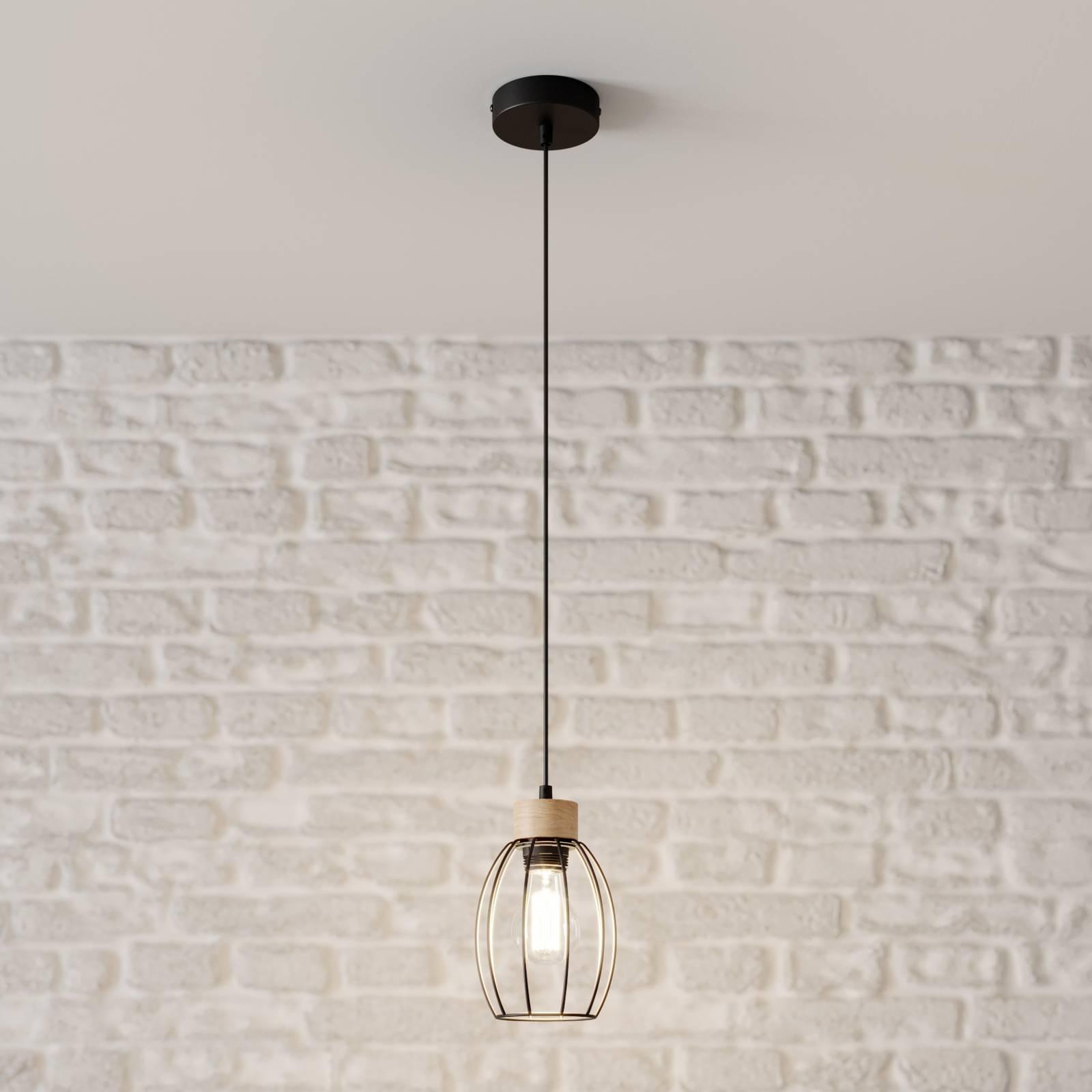 Hanglamp Beeke met een kooikap