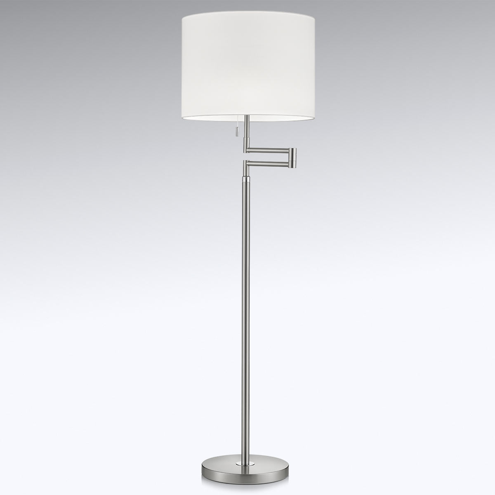 Lampadaire LED Lilian flexible, dimmable