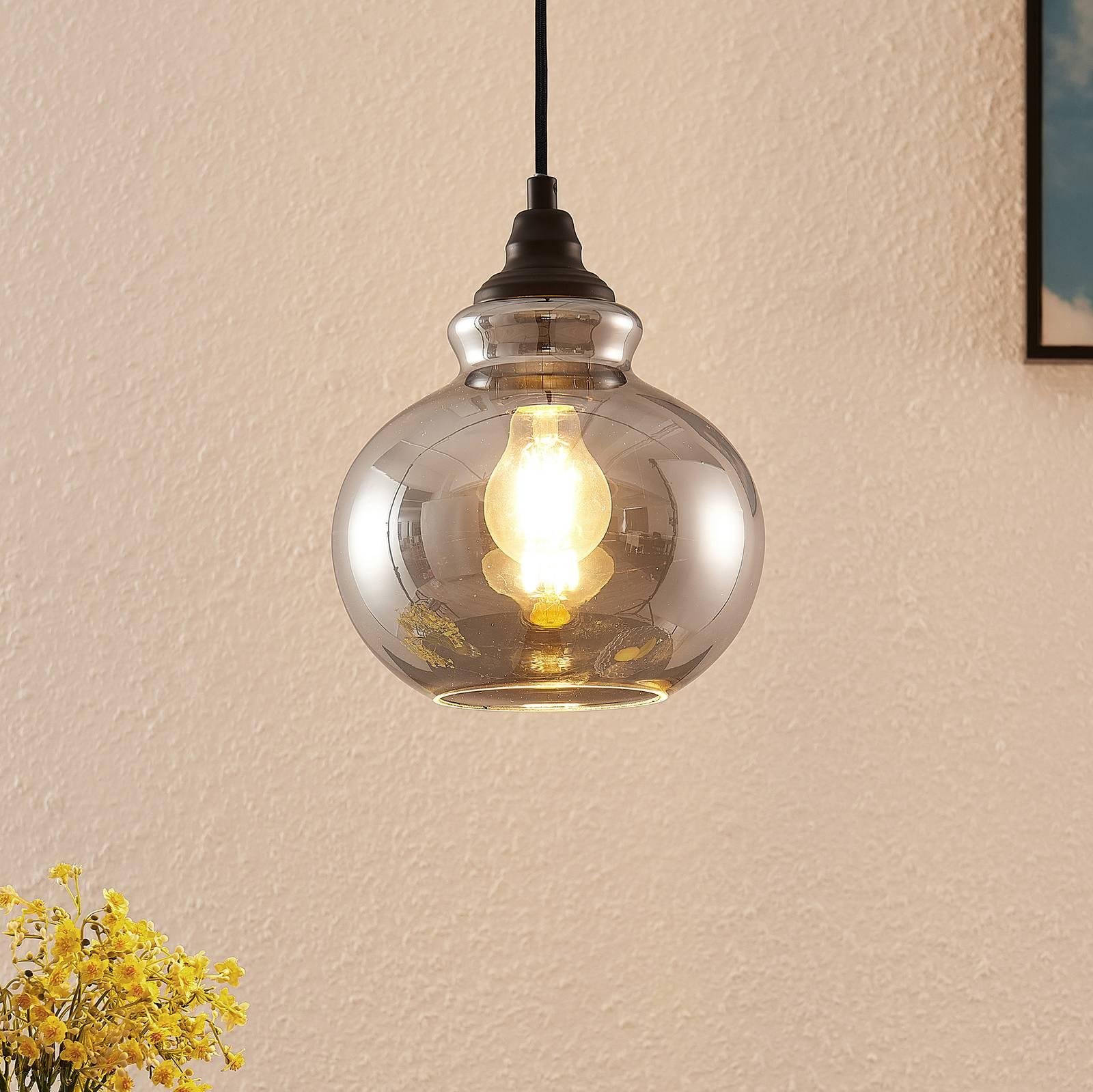 Lindby Temari lampa wisząca, 1-punktowa