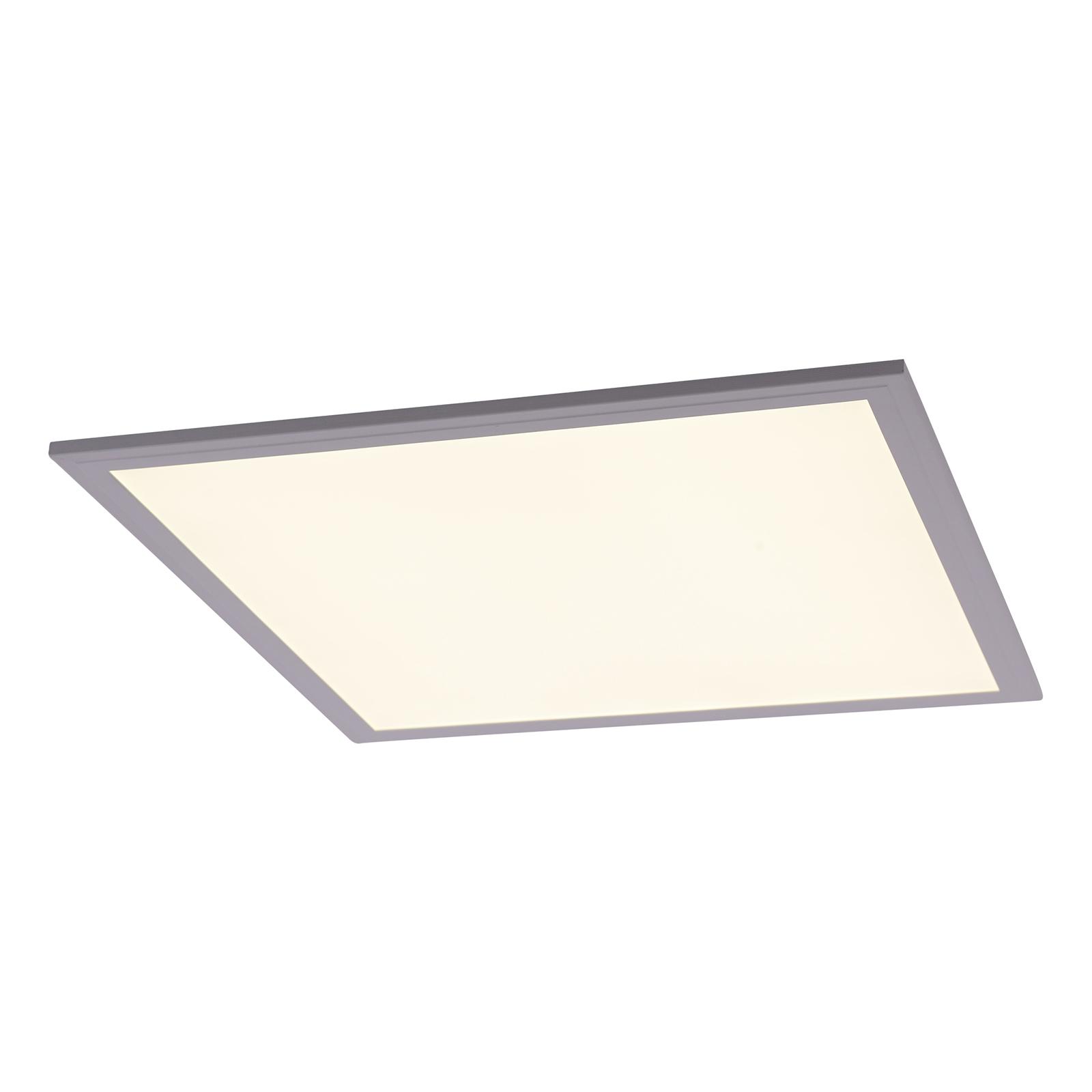 LED-Panel 1297903 zum Ein- oder Aufbau, 45x45 cm