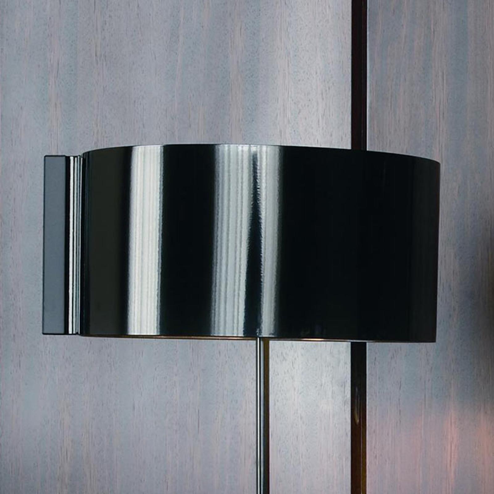 Oluce Switch - lampadaire de designer noir