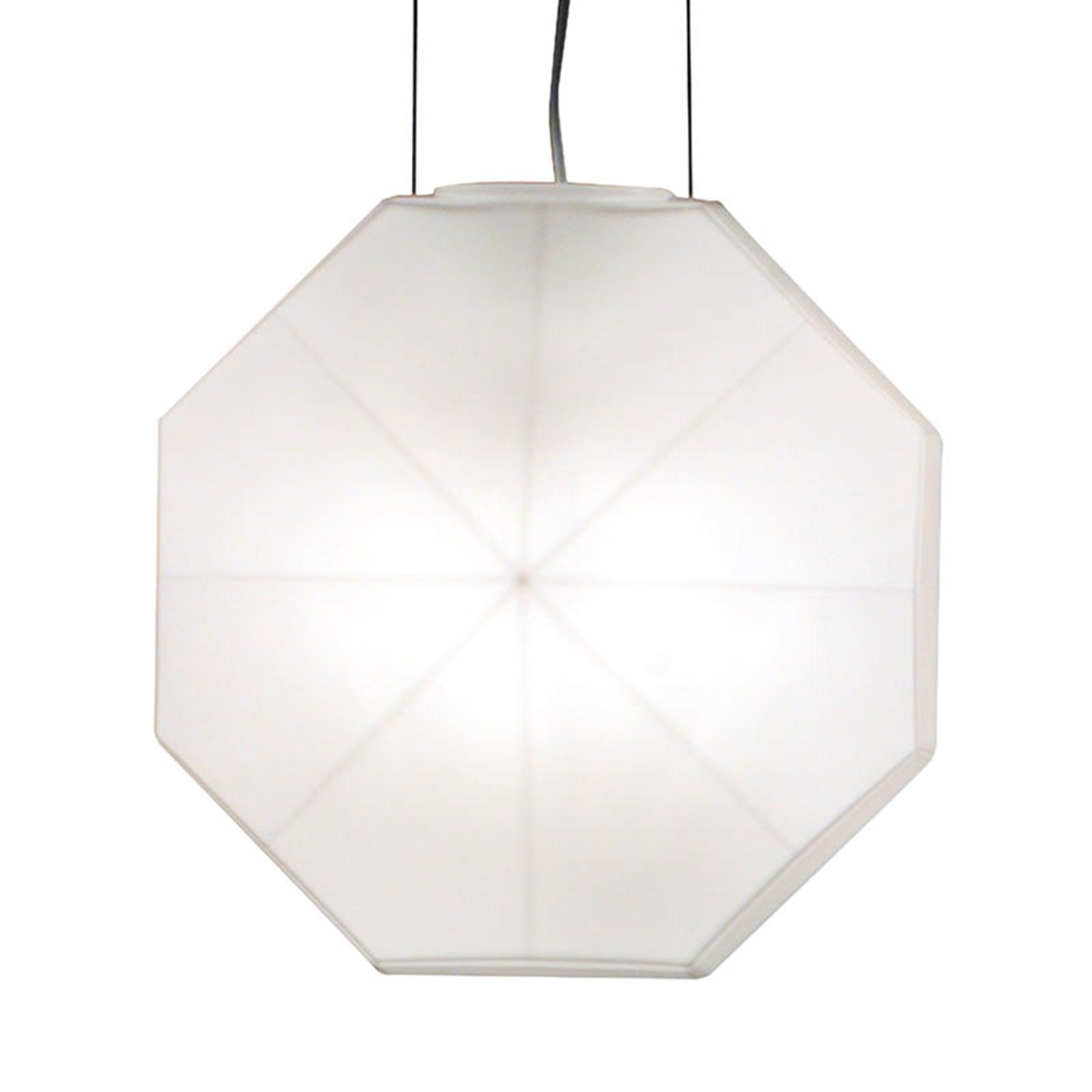 Karman 24 Karati lampa wisząca ośmiokątna biała