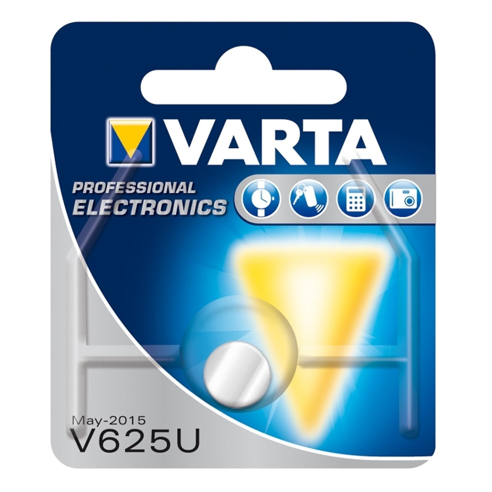 Mała bateria  V625U 1,5V VARTA