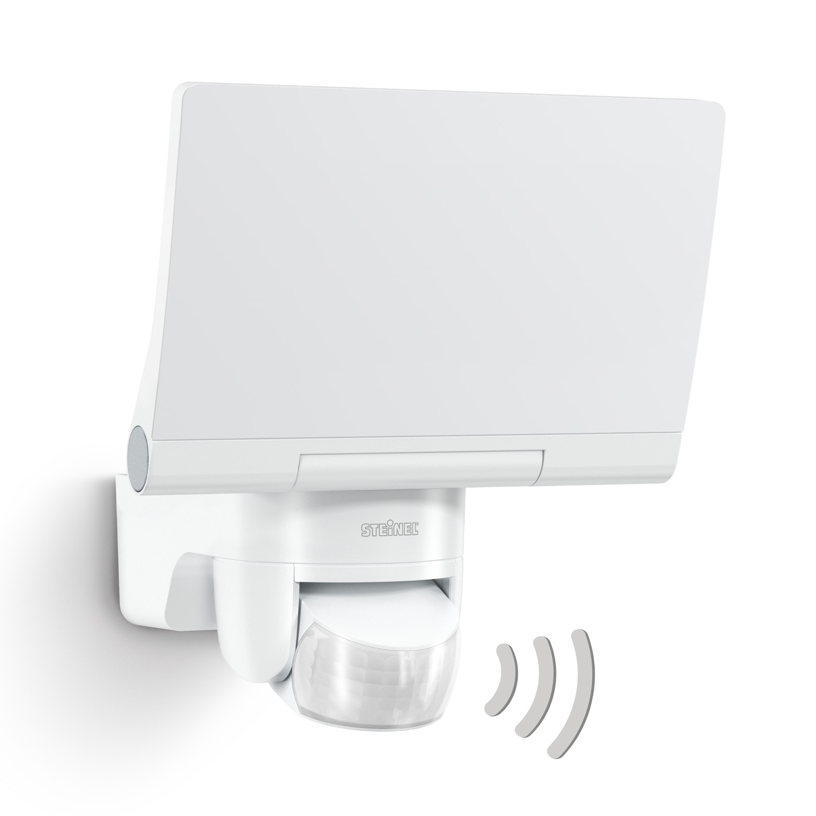 STEINEL XLED Home 2 Connect buitenspot wit