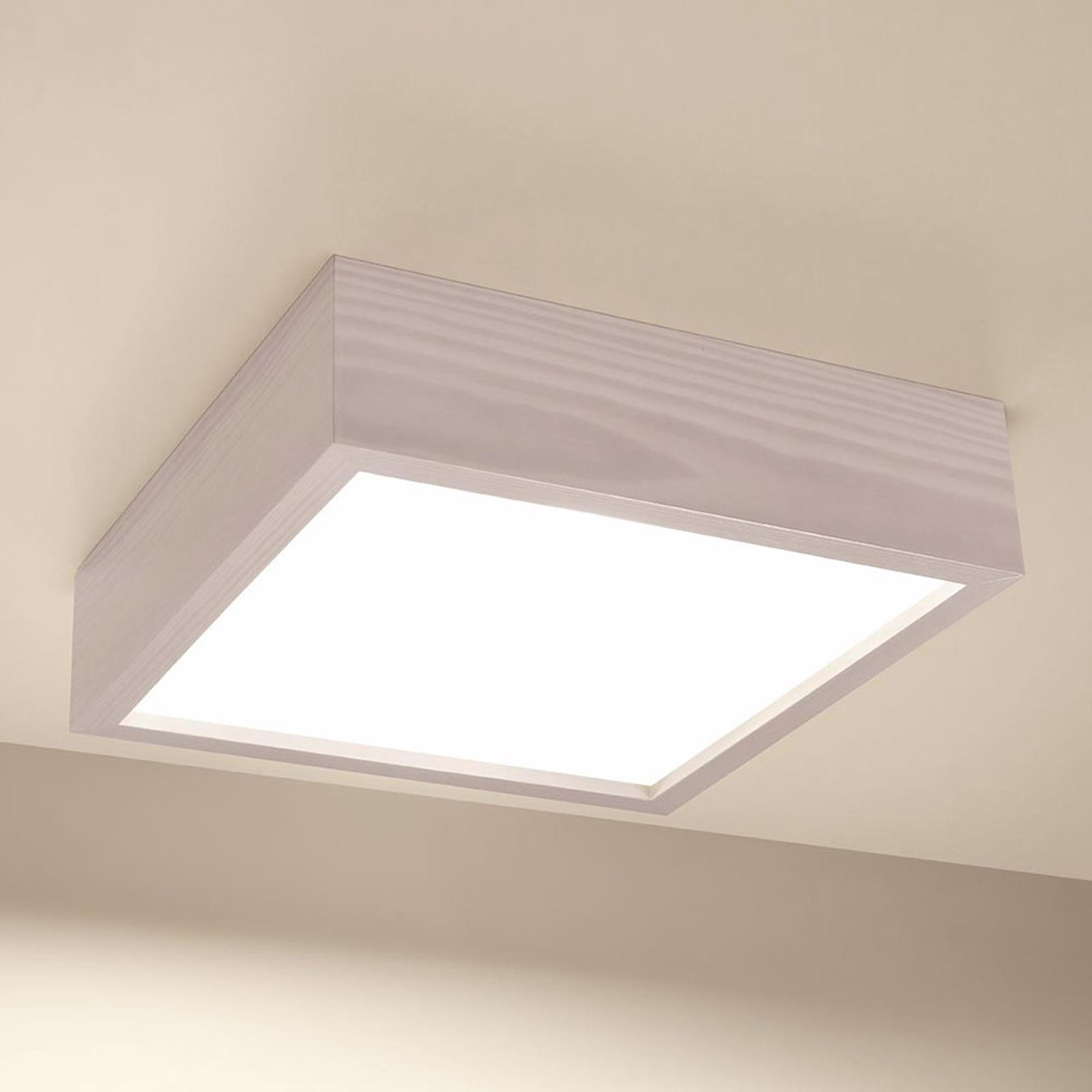 Madras taklampe eik Sonoma 30,5x30,5 cm
