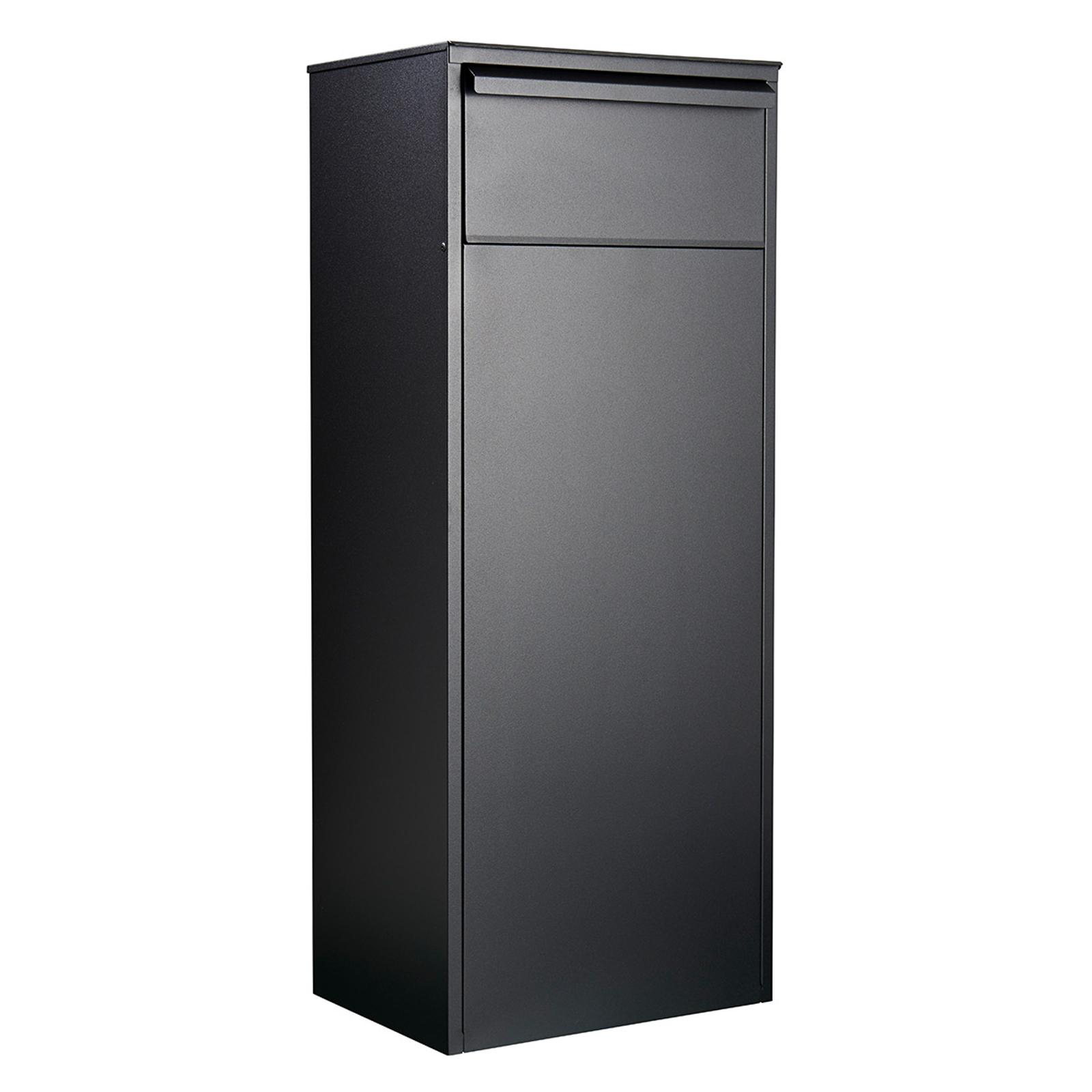 Stojanová poštovní schránka Allux 800S-B černá
