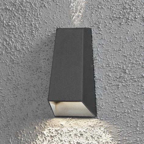 LED-Außenwandleuchte Imola doppelter Lichtkegel