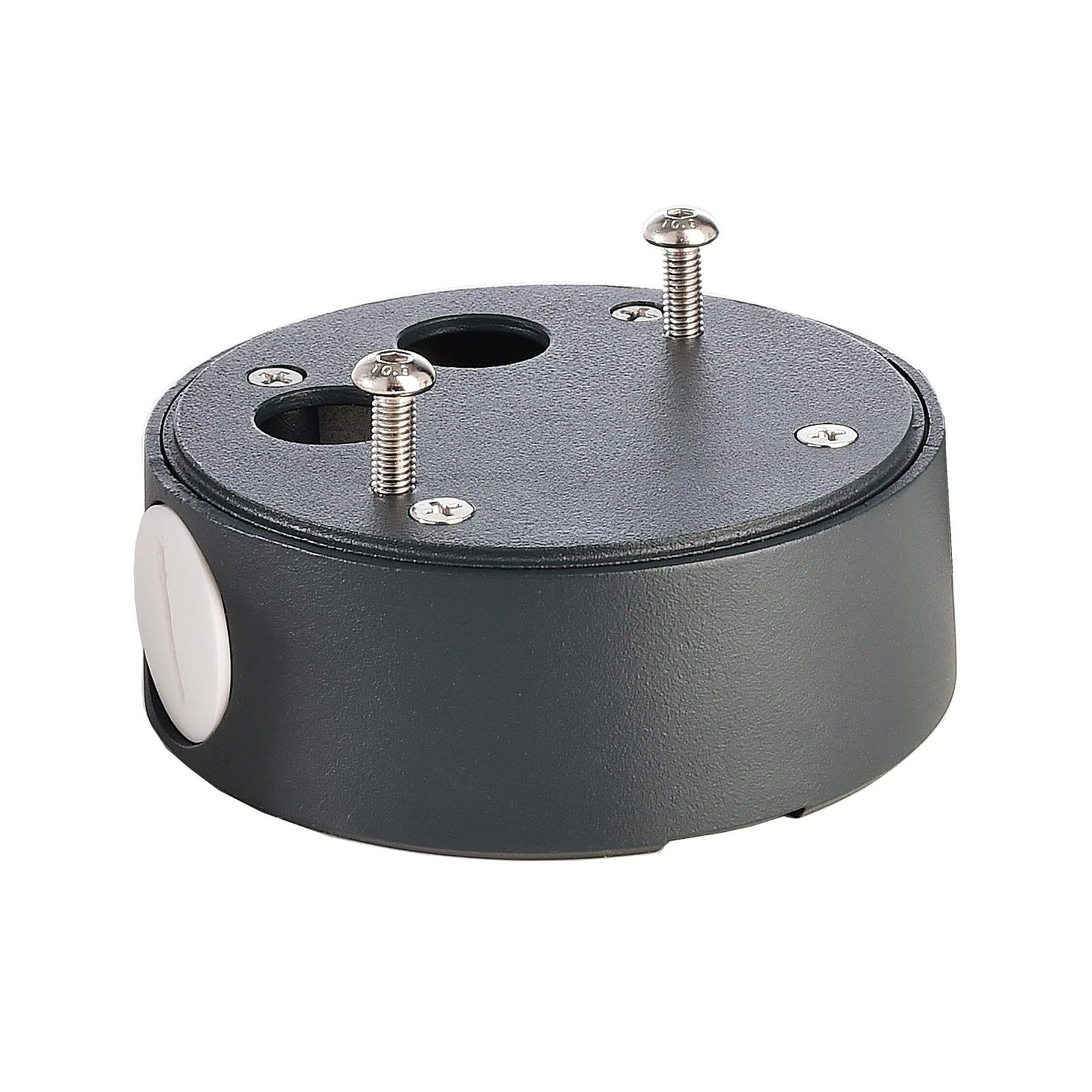 Aufbaugehäuse für Außenstrahler Colt 15/30 W