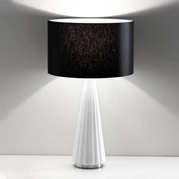 Stolní lampa Costa Rica stínidlo černé