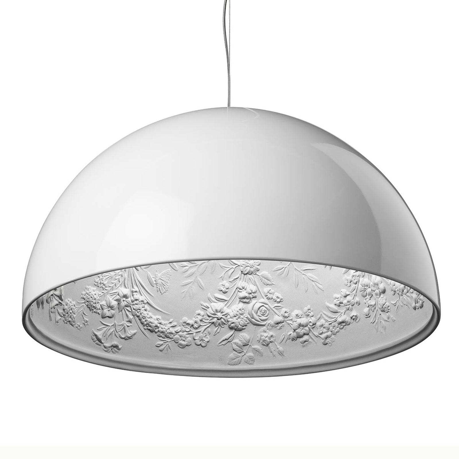 FLOS Skygarden 2 Závěsná lampa, bílá