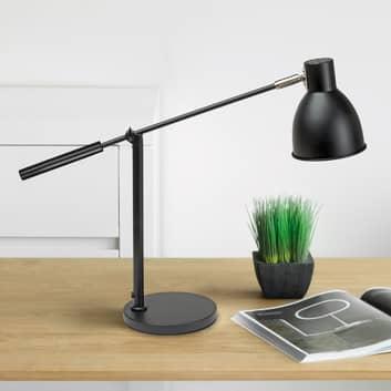 Stolní lampa MAULfinja v matné černé