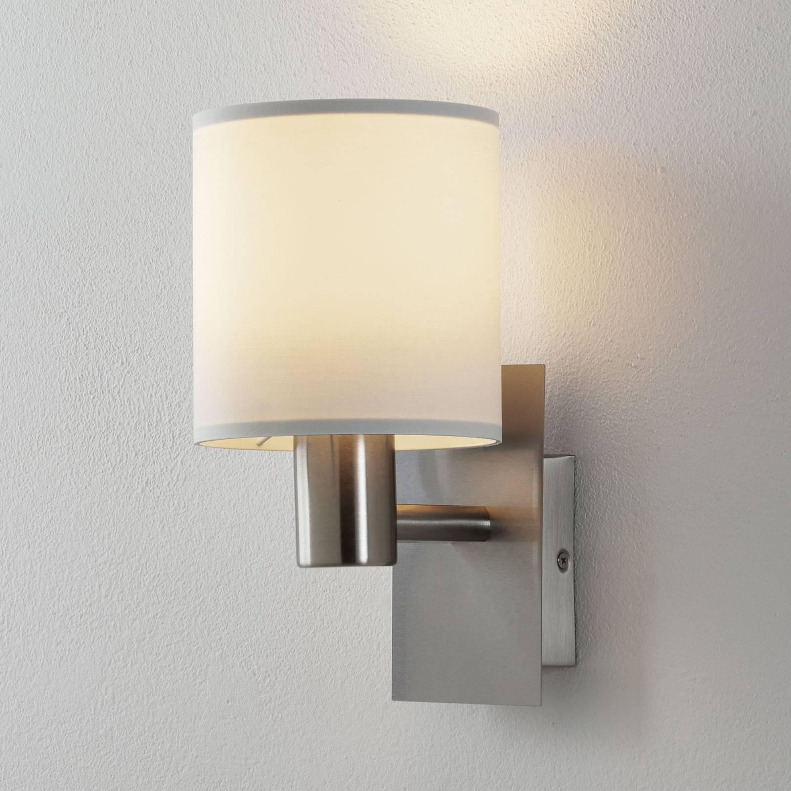 Lucande Patrik wandlamp rond wit