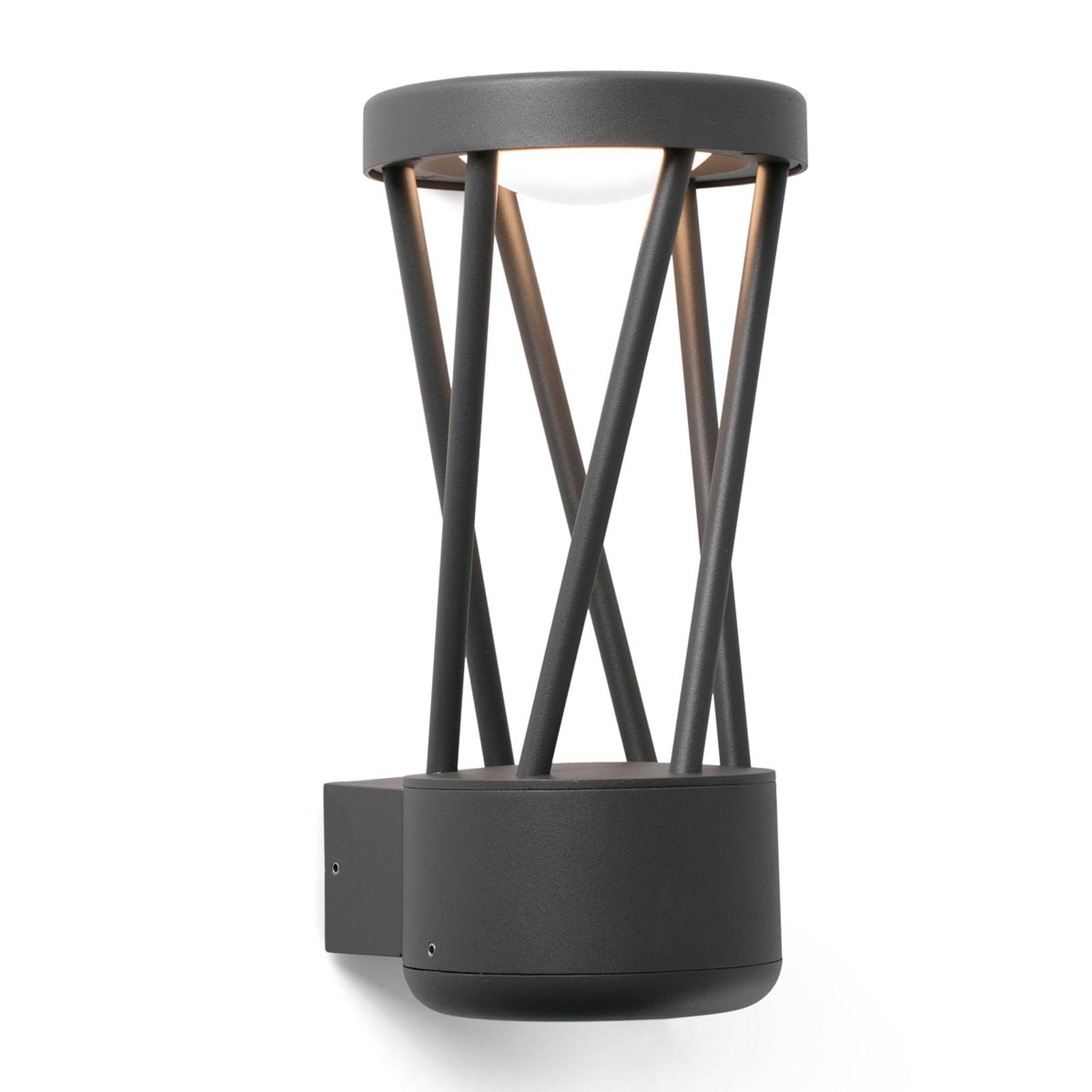 Applique d'extérieur LED Twist