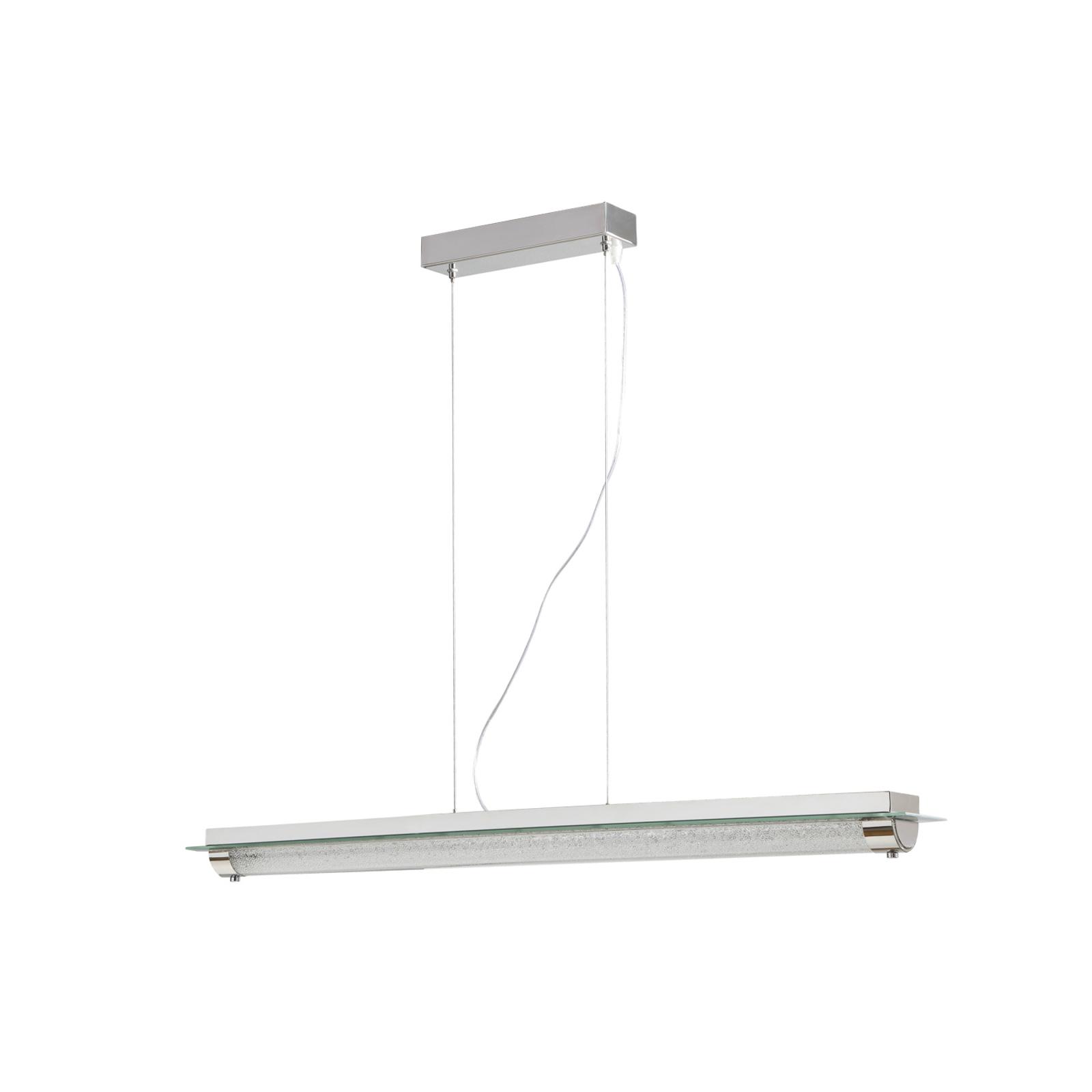 Tube LED-pendellampe, længde 90 cm